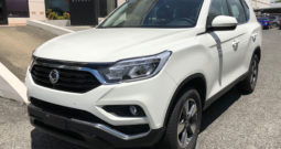 Nueva SsangYong Rexton G4 | 2.0 225 hp 2WD