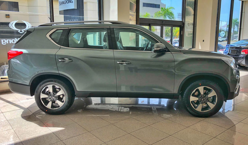 Nueva SsangYong Rexton G4 | 2.0T 225 hp 2WD completo